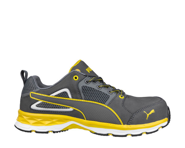 PUMA PACE 2.0 YELLOW LOW S1P ESD HRO SRC