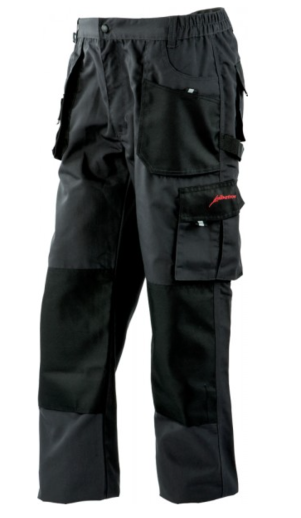 ALLROUND BLACK BUNDHOSE