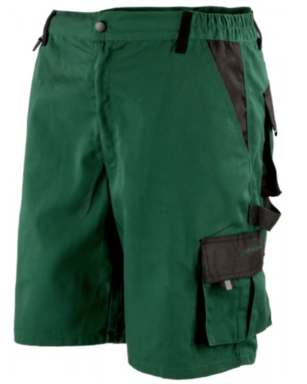 ALLROUND GREEN SHORTS